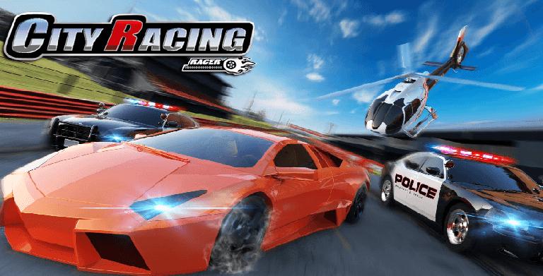 تحميل لعبة City Racing 3d للكمبيوتر والاندرويد مضغوطة برابط مباشر مجانا