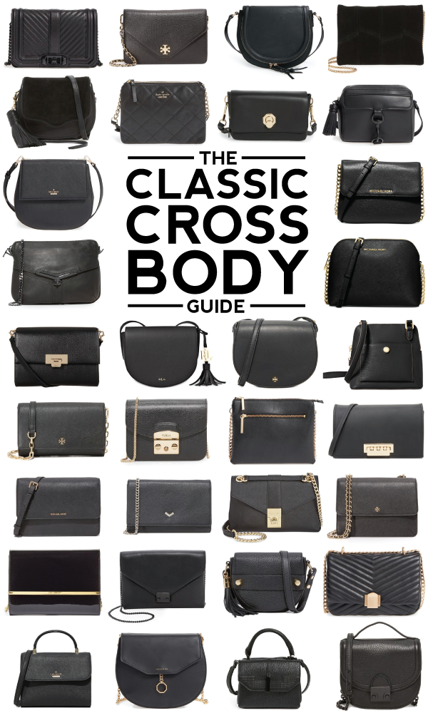 the classic cross body guide: 30+ options for all budgets.