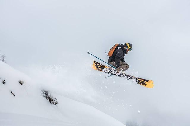 Schneelage Kitzbühel
