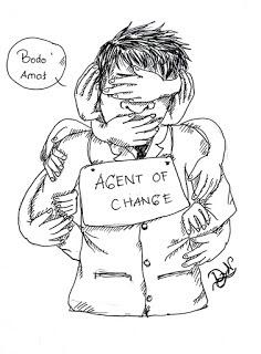 Apatis dengan politik bukan pilihan, wahai anak muda (persmangalam.com/D.Y. Novitasari)
