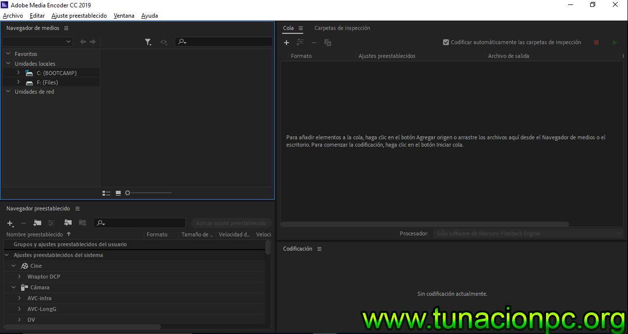 Adobe media encoder cc 2015 0 1 for mac windows 10