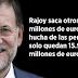 Rajoy saca otros 9.500 millones de euros de la hucha de las pensiones