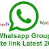 *January* Whatsapp Group Invite Links of 2018