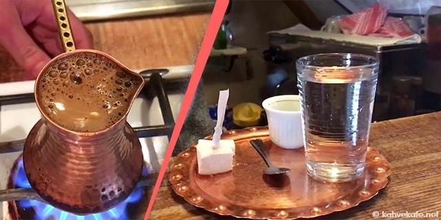 boşnak kahvesi, bosna kahvesi nedir, nasıl yapılır, tadı nasıldır, nasıl içilir, Www.KahveKafe.Net