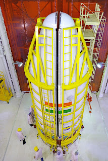 PSLV-C37 LOADED WITH 104 PASSENGERS
