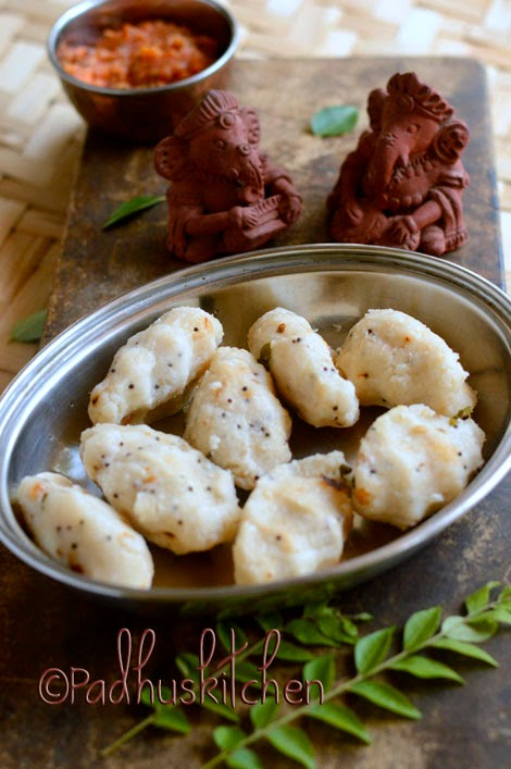 Pidi Kozhukattai Kara Kolukattai Recipe Ganesh Chaturthi