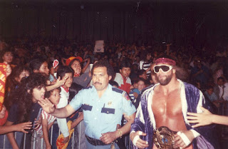 WWE Legend Macho Man Randy Savage