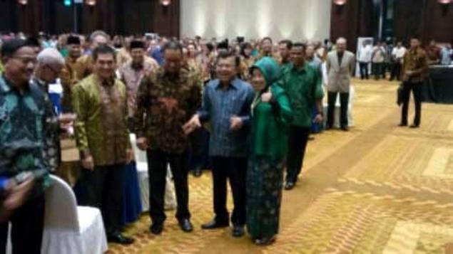 Jusuf Kalla Serukan Pilihlah Calon Pemimpin Muslim