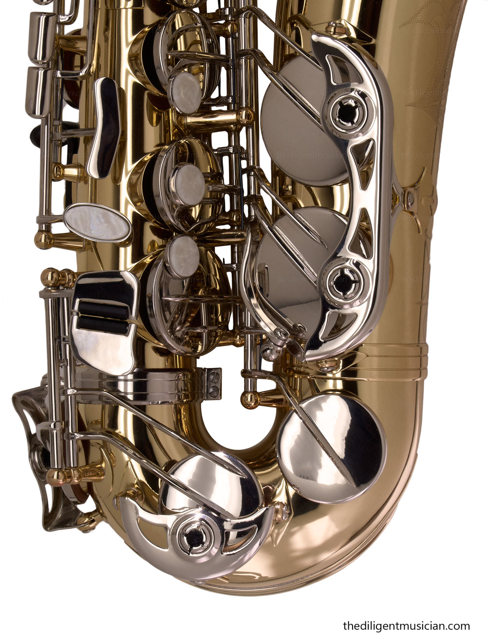 Selmer AS-400 Series Student Alto Saxophone Review Bow