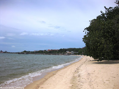 Bang Rak beach