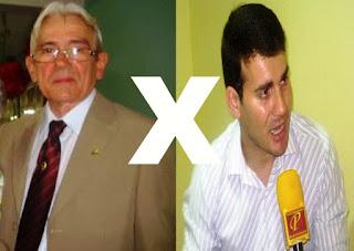 Paulo Lira acionará conselho de ética da câmara municipal contra Ataíde Xavier