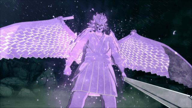 susanoo wujud sempurna milik sasuke