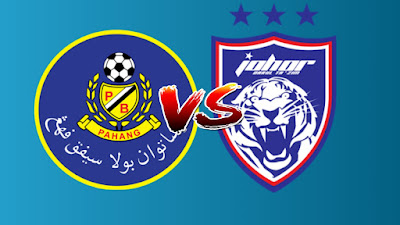 Live Streaming Pahang vs JDT Liga Super 28.4.2019