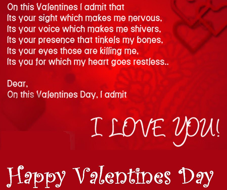 happy funny valentines day messages for her boyfriend husband