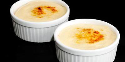 Gratinado de Semola y Manzana receta