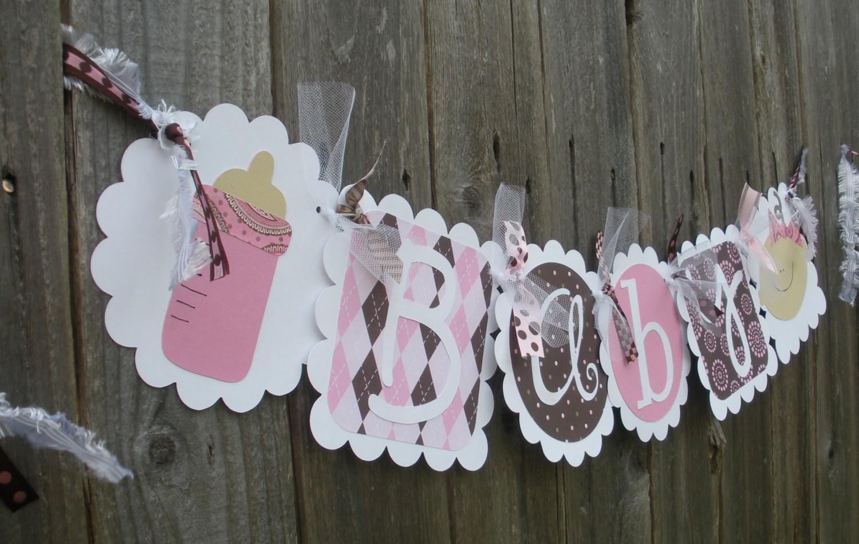 Baby Shower Banner Wording   Banner Frame Photos
