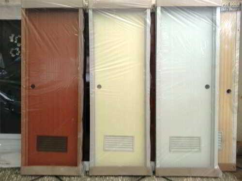 Contoh Pintu Kamar Mandi Plastik (PVC)