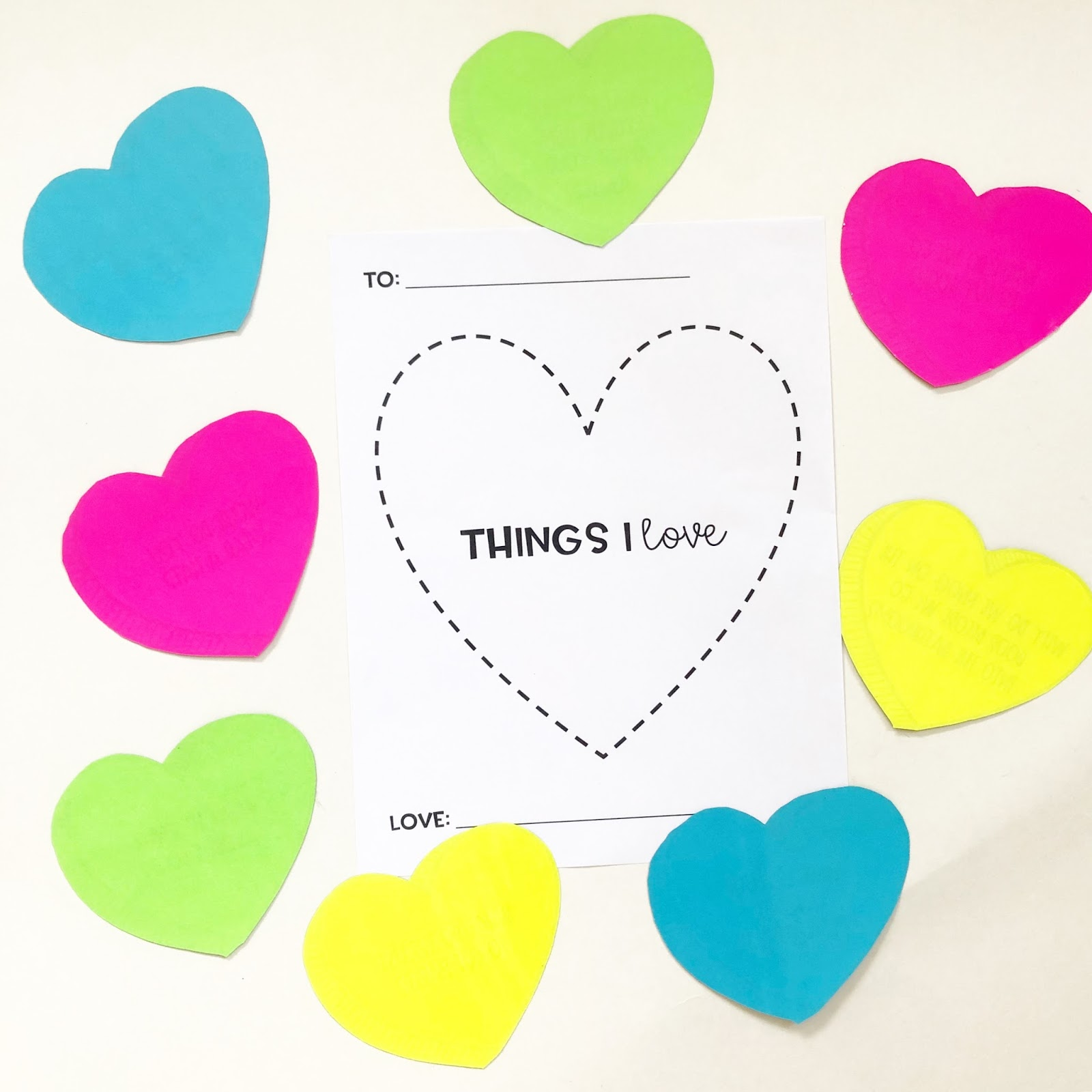Valentine S Day Activities For Speech Therapy