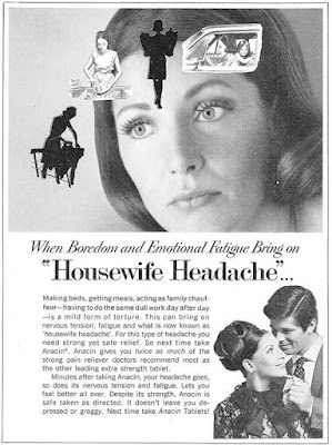 Anacin - Housewife Headache