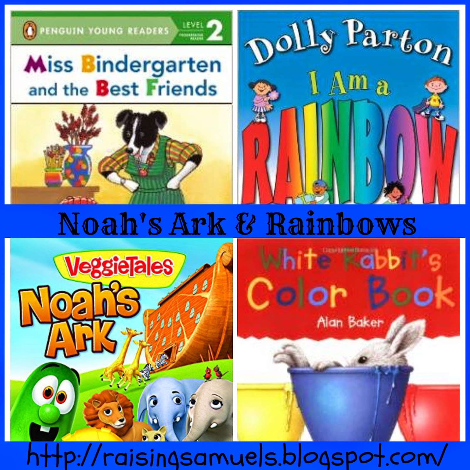 Raising Samuels Life Noah S Ark And Rainbows Homeschool