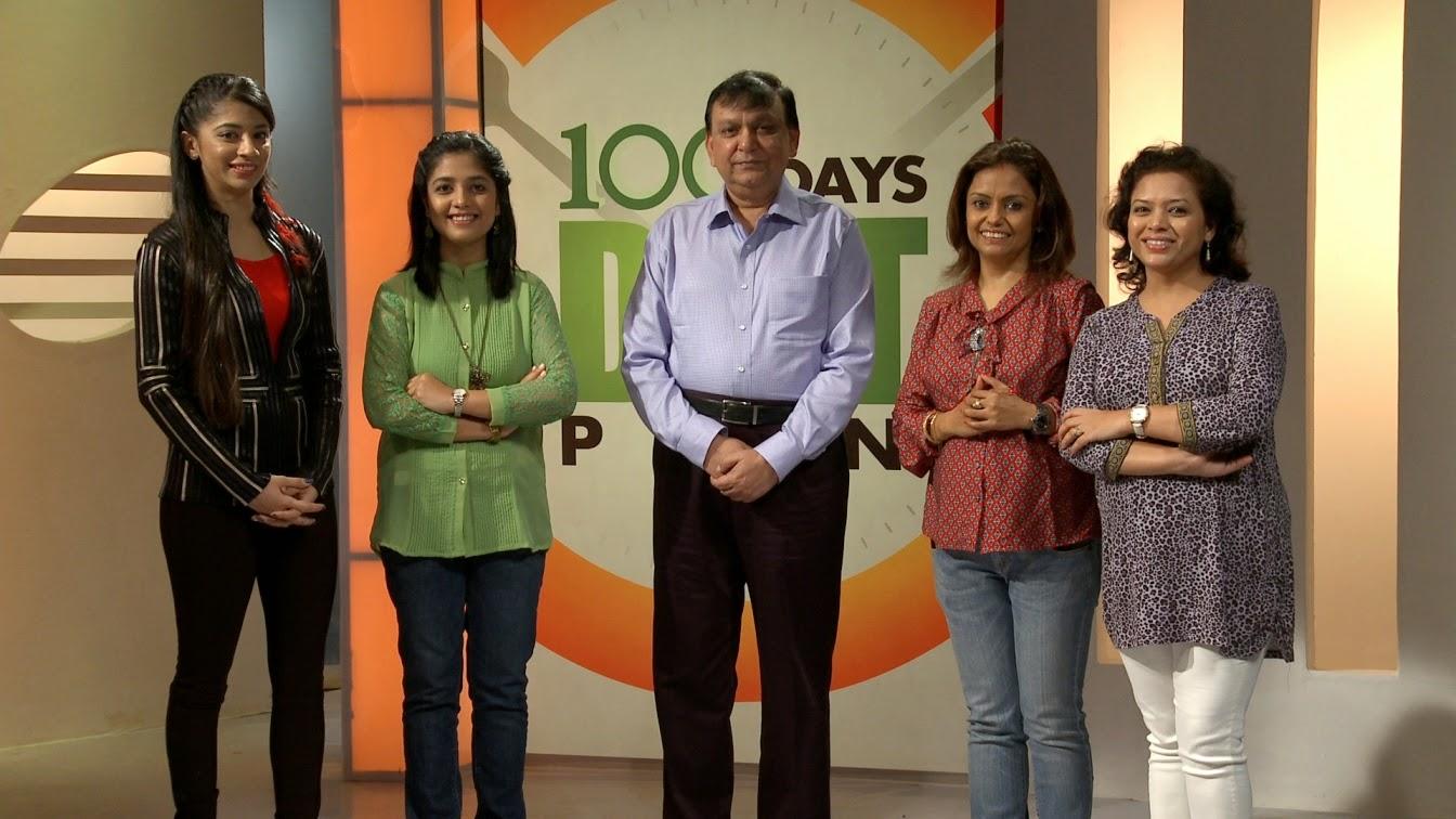 100 Days Diet Plan_Host & Nutritionists with. Mr. Ajit Gupta, MD, Care  World TV