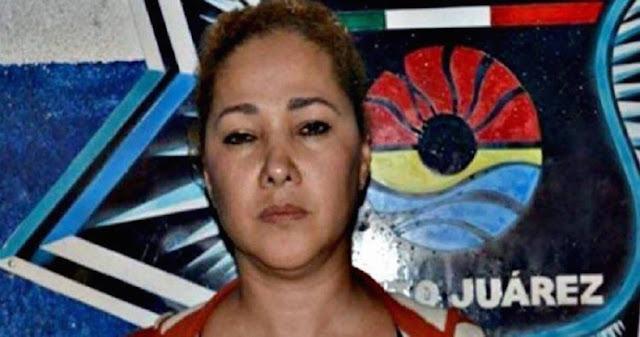 """Cae """"Doña Lety"""" o """"La 40"""" Marinos capturan a la líder del Cártel de Sinaloa en Cancún"""