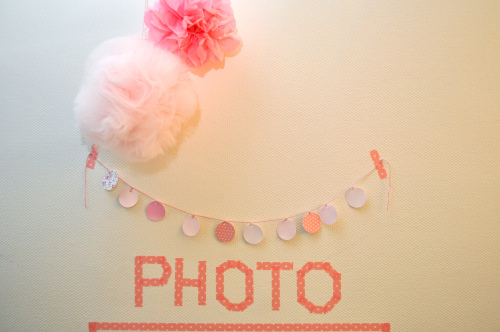 Idea fotomatón para cumple