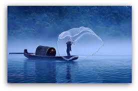 【原創】651《七律?一葉舟》 - 沧海一粟 - 滄海中的一粒粟子