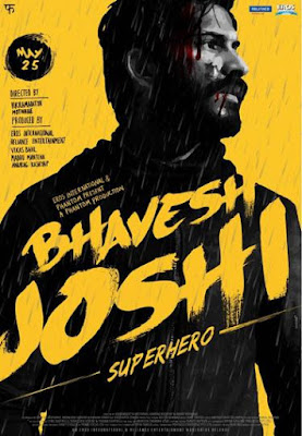 Bhavesh Joshi Superhero 2018 Hindi Pre-DVDRip 700Mb x264