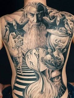 extrange tattoo idea lord of the rings