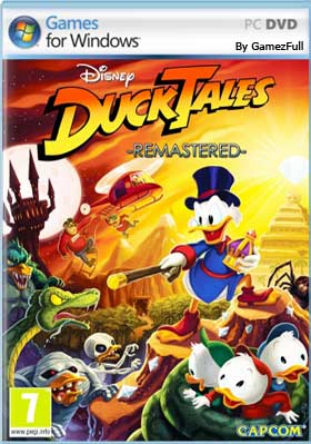 Descargar DuckTales Remastered pc full español mega y google drive.