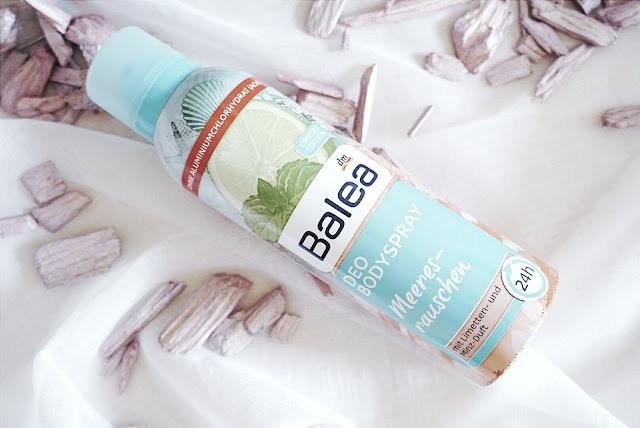 Balea Sommer Edition Meeresrauschen Deo Bodyspray