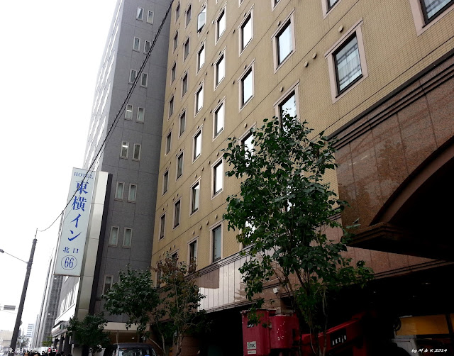 Day 13.6 東横INN札幌駅北口