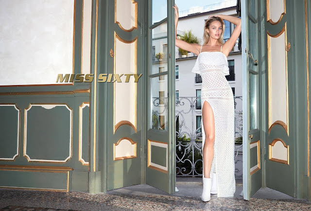 Miss Sixty SS 2018 Campaign II ft. Candice Swanepoel