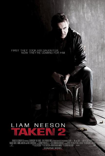 Sinopsis Film Terbaru Taken 2 (2012)