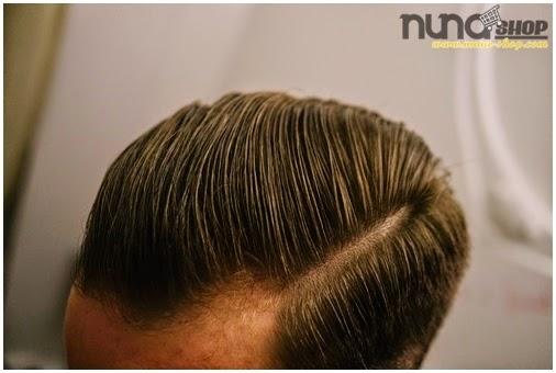 Pemakaian Pomade Murrays Hair Styling atau Minyak Rambut Superior 2