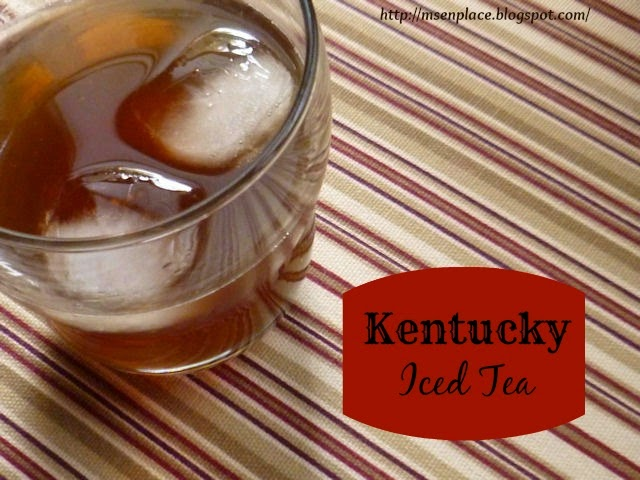 Kentucky Iced Tea