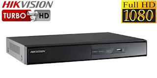 HIKVISION  DVR 4Ch DS-7204HGHI-SH