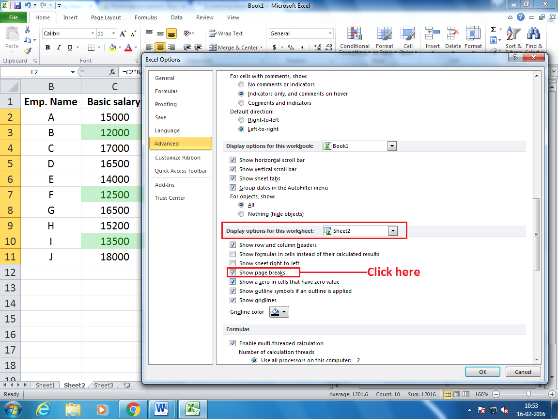 E Learning Academy Microsoft Excel Q Amp A