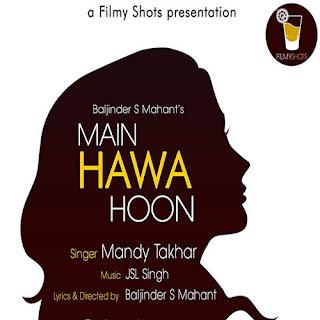 Main Hawa Hoon Lyrics - Mandy Takhar