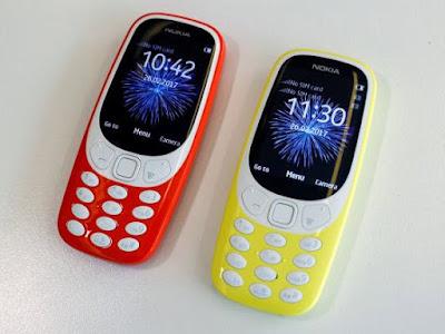 nokia 3310 warna baru