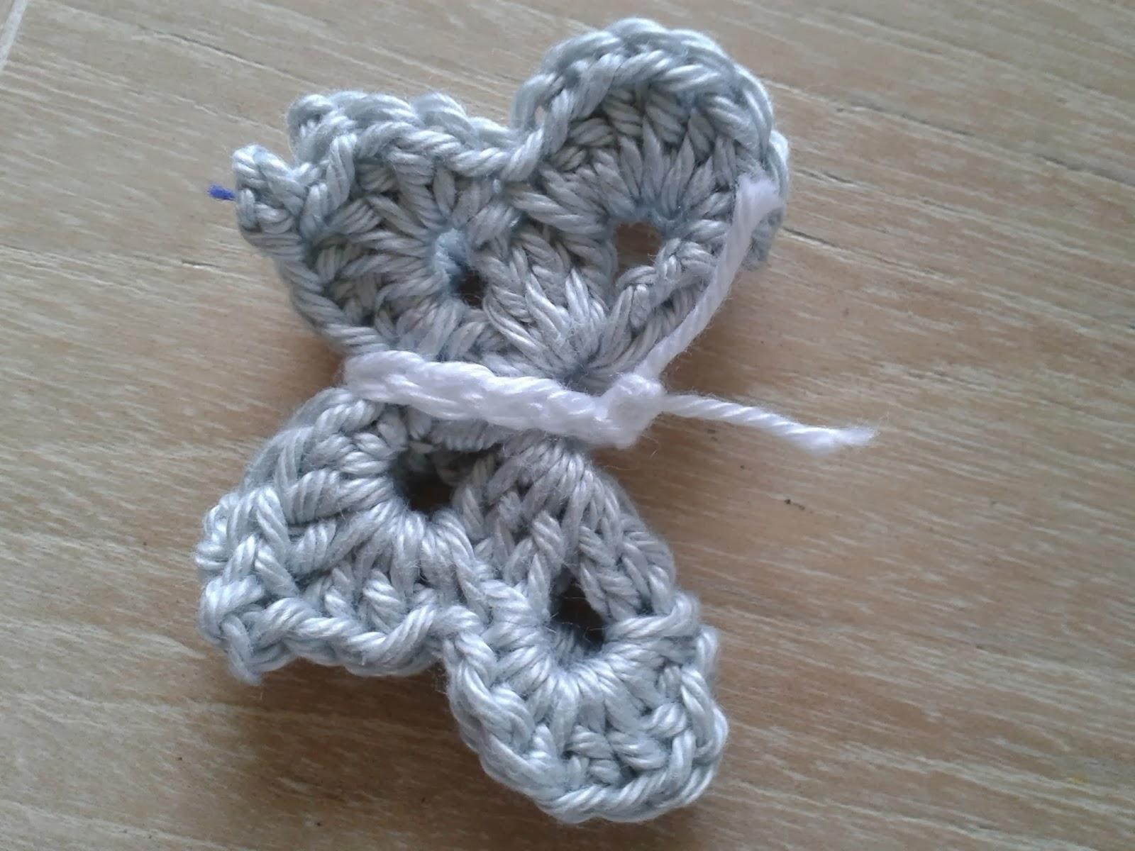 Vlinder Haken Crochet Butterfly Haken Met Elisabeth