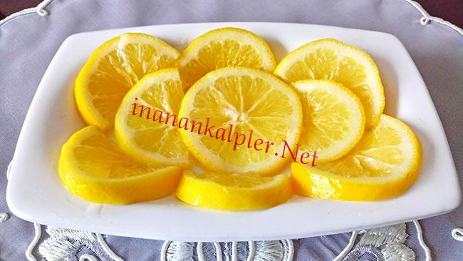 Limon Turşusu Nasıl Yapılır