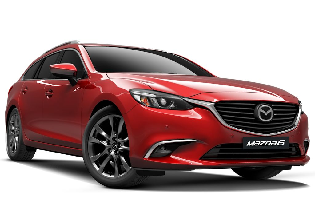 2015 Mazda6 Sports Wagon What S The Difference W Specs