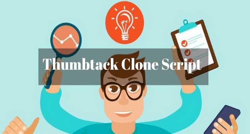 Best Thumbtack Clone PHP Script For Exceptional Services