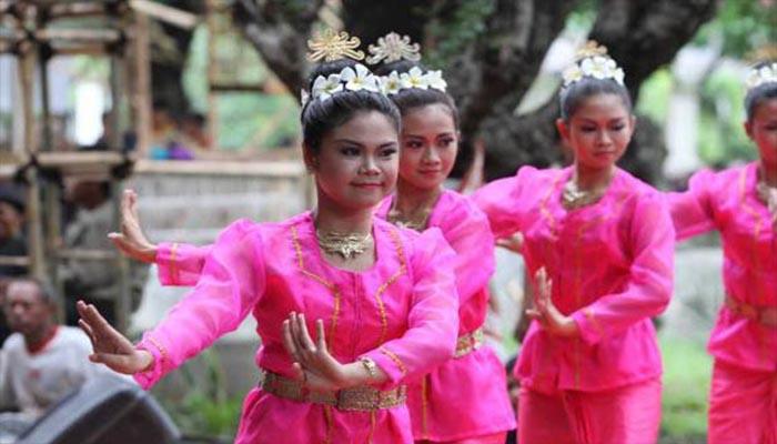 Tari Rara Ngigel, Tarian Tradisional Dari Yogyakarta