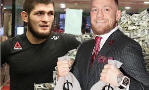 WHAT! Khabib's Manager Says McGregor Is Now A Broke Dude