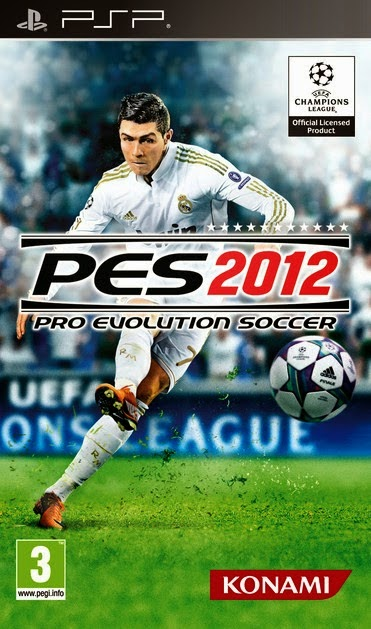 Download Pes 2012 Pro Evolution Soccer PSP ISO For PC ZGAS ...