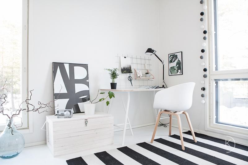 Keskipiste blog - Nordic style home