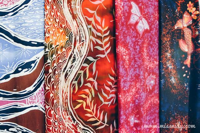 batik kontemporer desa wisata kebon agung bantul